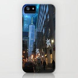 Twilight District iPhone Case