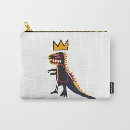 Basquiat Dinosaur Carry-All Pouch