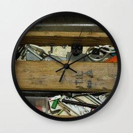 Tool Man Wall Clock