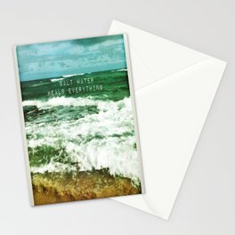 Ocean Healing Stationery Cards