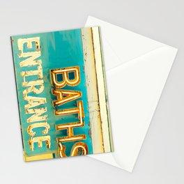 Baths Stationery Cards