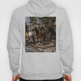 Prospecting for Cattle Range (1889) Hoody