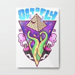 Piramid Metal Print