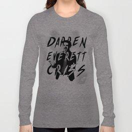 Darren Criss Long Sleeve T-shirt