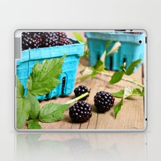 Blackberries Laptop & iPad Skin