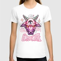 anime T-shirts featuring BAD ANIME by mosaur