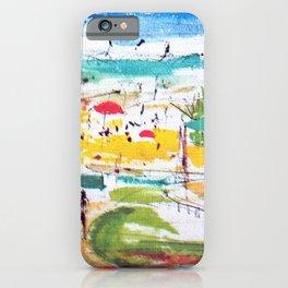 Beach Dream           by Kay Lipton iPhone Case