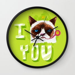 I GC You Wall Clock