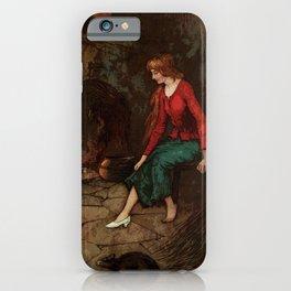 The glass slipper iPhone Case