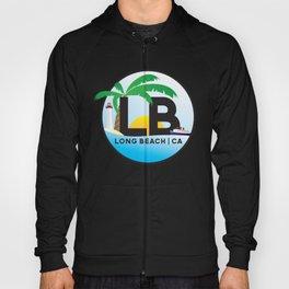 Long Beach CA Logo Design Hoody