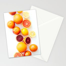 Winter Citrus 2 Stationery Cards