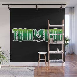 Team Lyon Wall Mural
