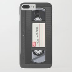 VHS and Chill Slim Case iPhone 7 Plus