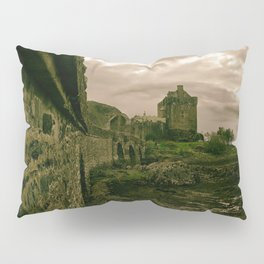 Eilean Donan Castle, Kyle of Lochalsh, Scotland Pillow Sham