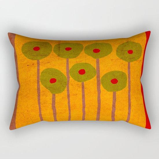 naive Rectangular Pillow