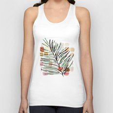 Darling, Through This Way: Under The Leaves Unisex Tank Top