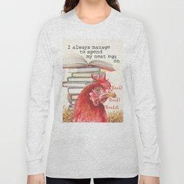 The Nest Egg Long Sleeve T-shirt