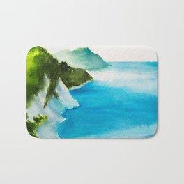 Sea scenery #3 Bath Mat