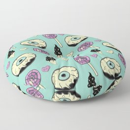 Spooky Sweets Floor Pillow