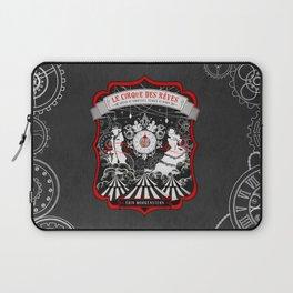 Night Circus Laptop Sleeve