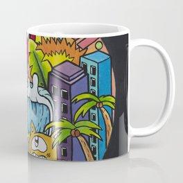 Street Art Graffiti Wall Coffee Mug