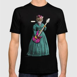 Tessy Tigress Shreds a Solo . . . Grrrrrr! T-shirt