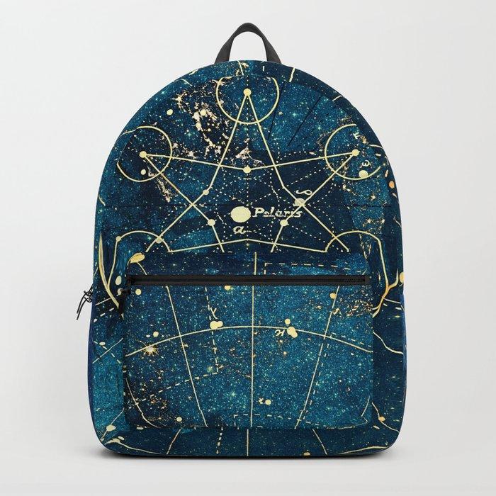 Star Map :: City Lights Backpack