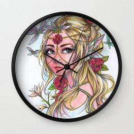 Eternal Wall Clock