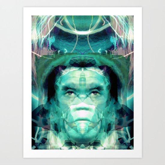 Cosby #15 Art Print