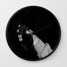 Love For My Dog [SWAG] Wall Clock