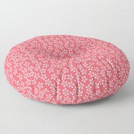 Plum blossom Floor Pillow