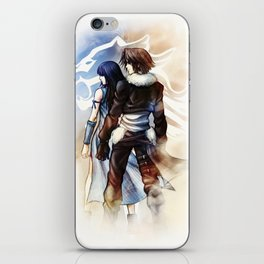 Squall and Rinoa - Griever iPhone Skin