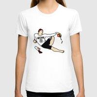 moschino T-shirts featuring Michelangelo Х Moschino by Vadim  Nozhkin
