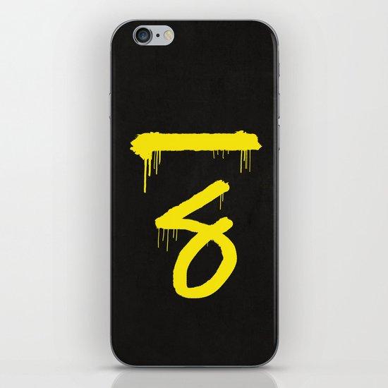 No. 7. Dead Man iPhone & iPod Skin