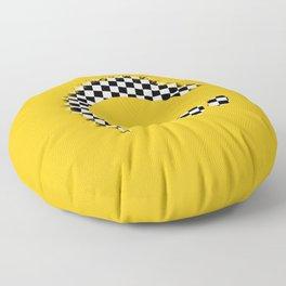 God's Lonely Man Floor Pillow