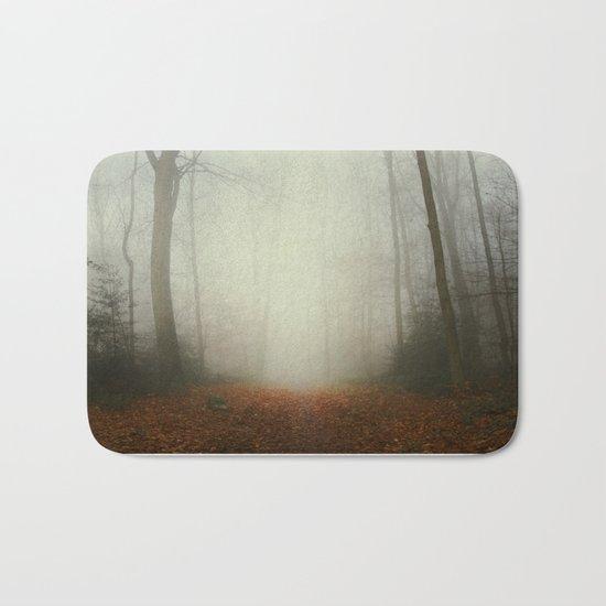 fog trail Bath Mat