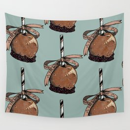 Candy Apple Wall Tapestry