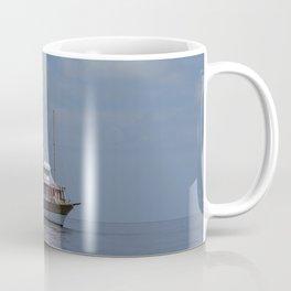 Travel by sea Coffee Mug