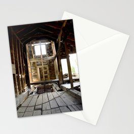 Exploring the Longfellow Mine of the Gold Rush - A Series, No. 4 of 9 Stationery Cards