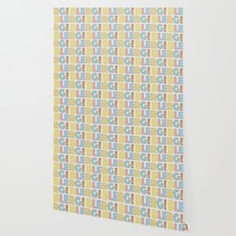 BLERG! in color Wallpaper