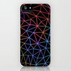 Geometric Glow iPhone (5, 5s) Slim Case