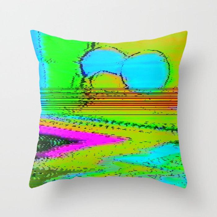 V0025 Throw Pillow