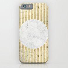 inverse gOld sun iPhone 6s Slim Case