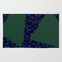 Memphis Patchwork 80s Pattern Rug