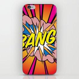 Bang 2 iPhone Skin