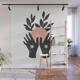 of her, of earth Wall Mural