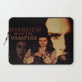 Vampires Interview Laptop Sleeve