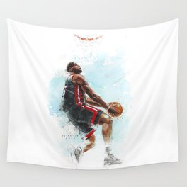 dunk Wall Tapestry