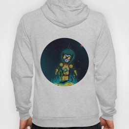 Giant Cats from Outer Space! Hoody
