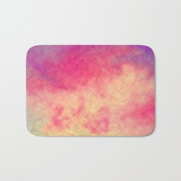 Psychedelic Sky Bath Mat